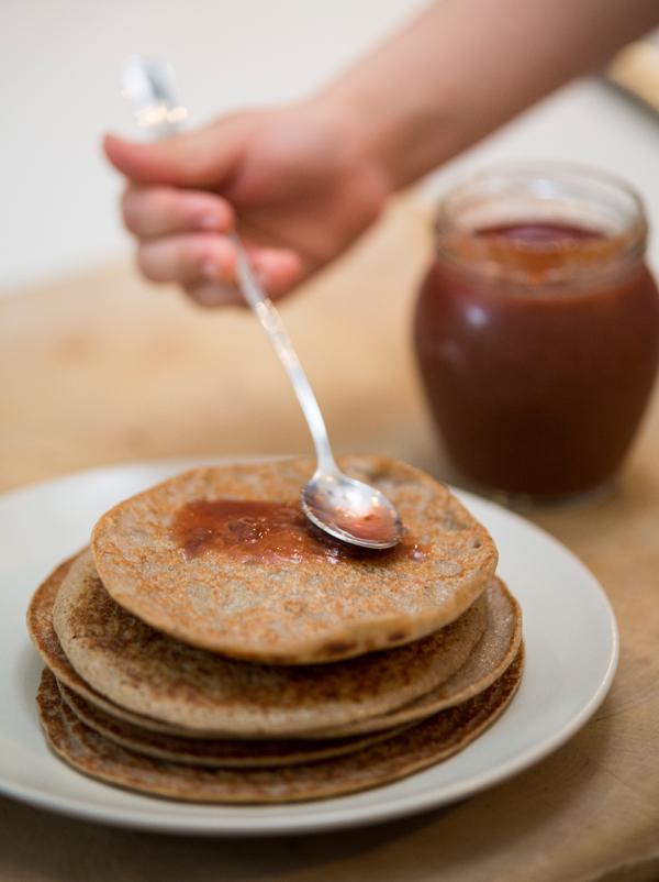 La recette des vrais pancakes