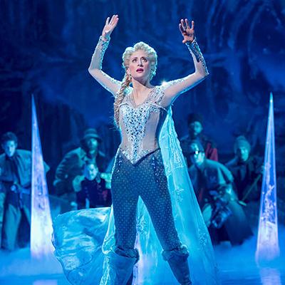La Reine des Neiges : la comédie musicale !