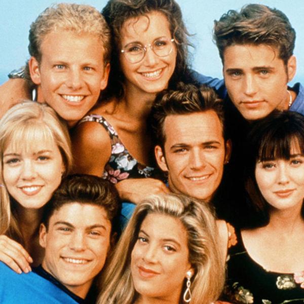 """La série """"Beverly Hills 90210"""" de retour cet été, sans le très regretté Luke Perry"""