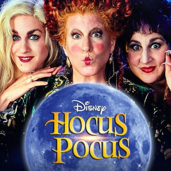 La suite d'Hocus Pocus en préparation pour Disney+