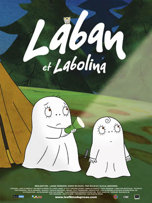 Affiche Laban et Labolina