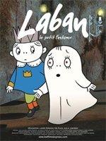 Affiche Laban le petit fantôme