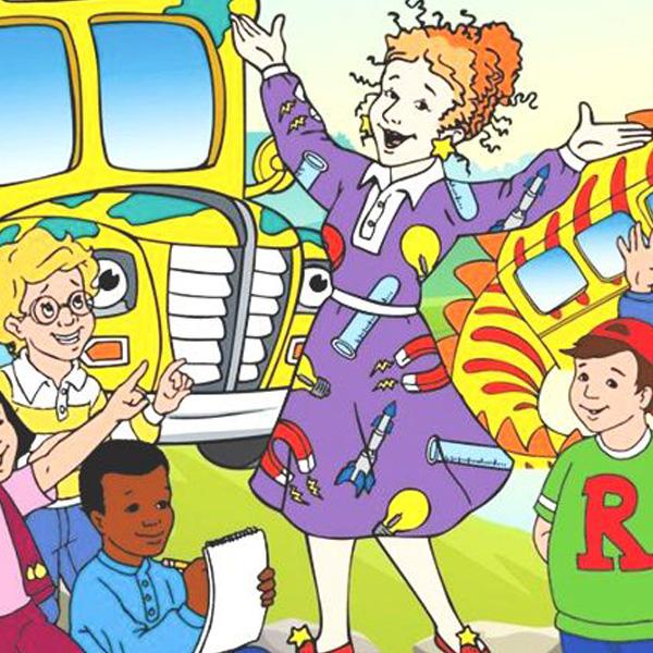 film le bus magique
