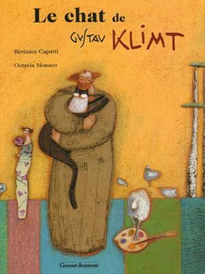 Le chat de Gustav Klimt