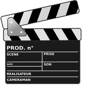 Le clap du producteur