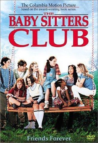 Affiche Le club des Baby Sitters