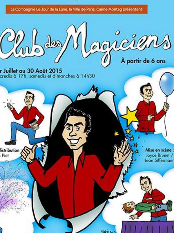 Le club des magiciens