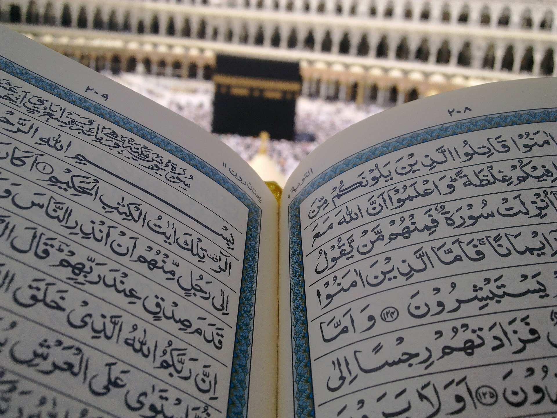 le Coran, le livre sacré des musulmans
