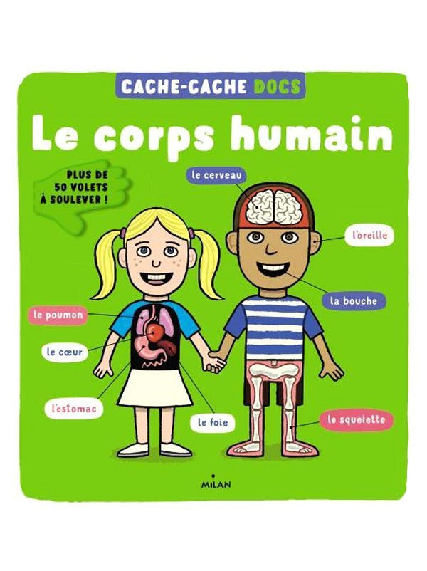 Le corps humain - Cache-cache docs