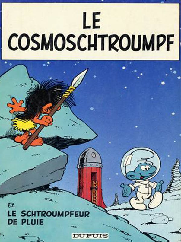 Le cosmoschtroumpf