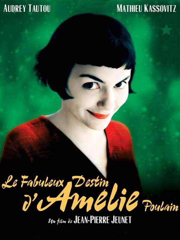 Affiche Le fabuleux destin d'Amélie Poulain