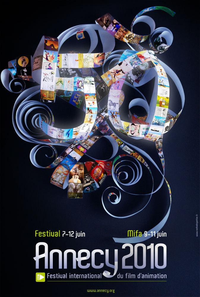 Le festival international du film d'animation d'Annecy 2010