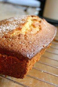 Le gâteau sans goût