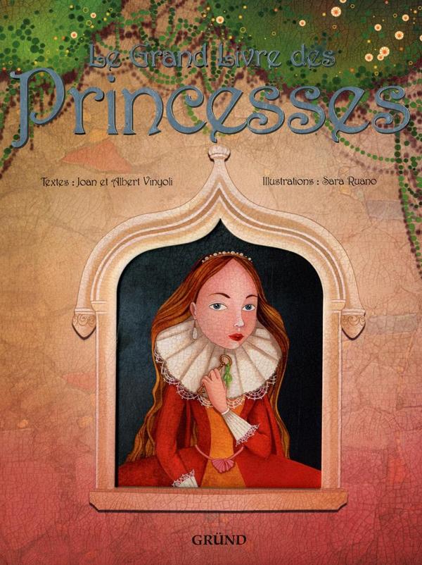 Le grand livre des princesses
