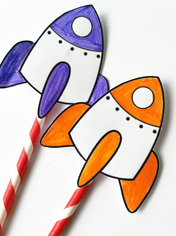 Le jeu des fusées