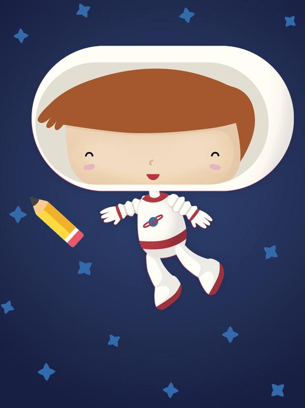 Le labyrinthe de l'astronaute