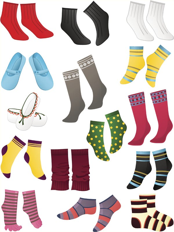 Le labyrinthe des paires de chaussettes