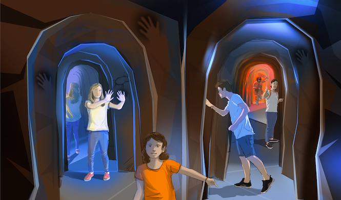 le labyrinthe préhistorique