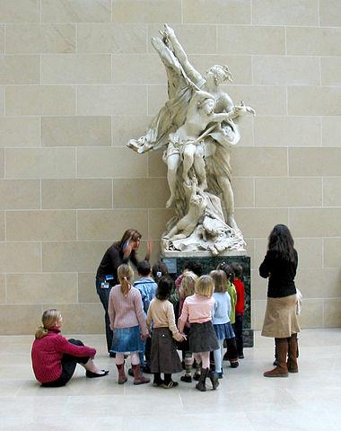 Photo Le Louvre raconté aux enfants
