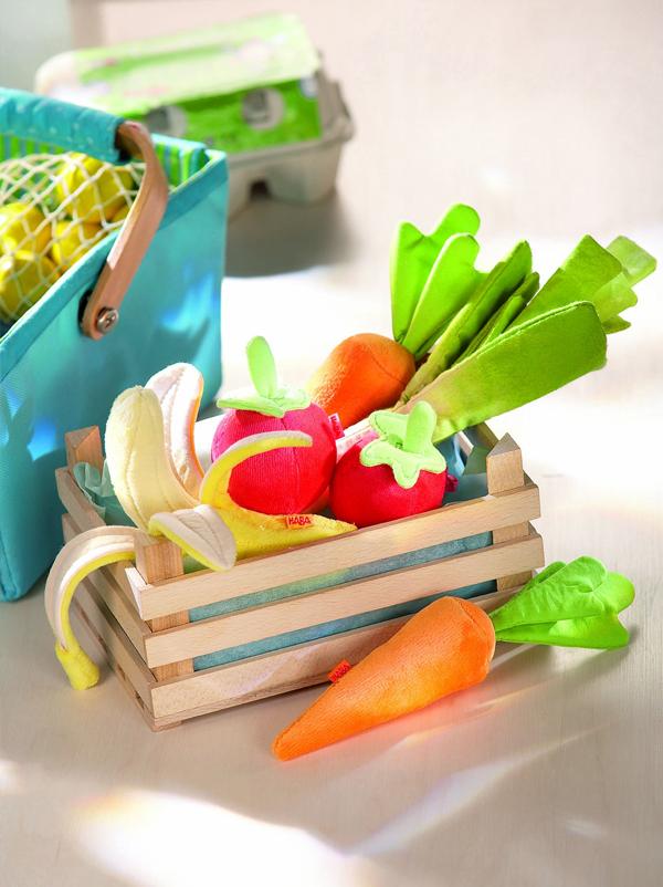 Le mariage des légumes