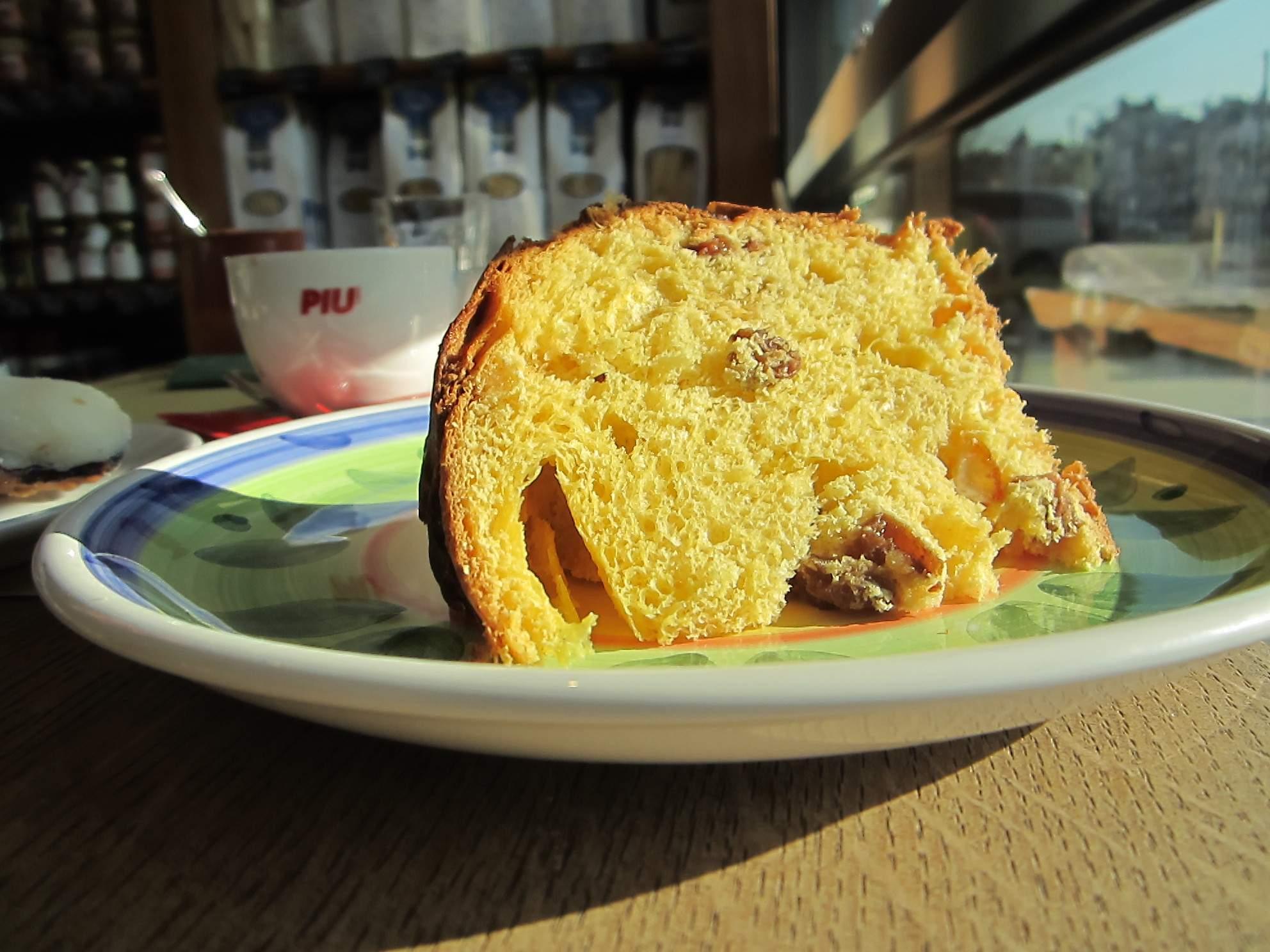 Le panettone, une spécialité italienne