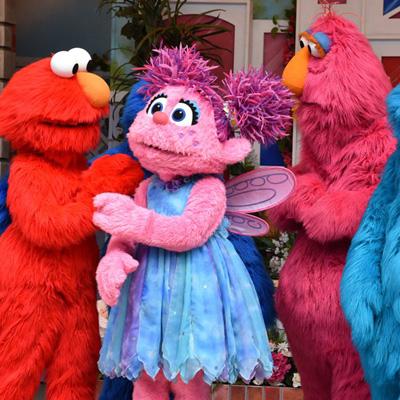 Le Parc du fameux Sesame Street devient le premier parc au monde certifié adapté aux enfants autistes