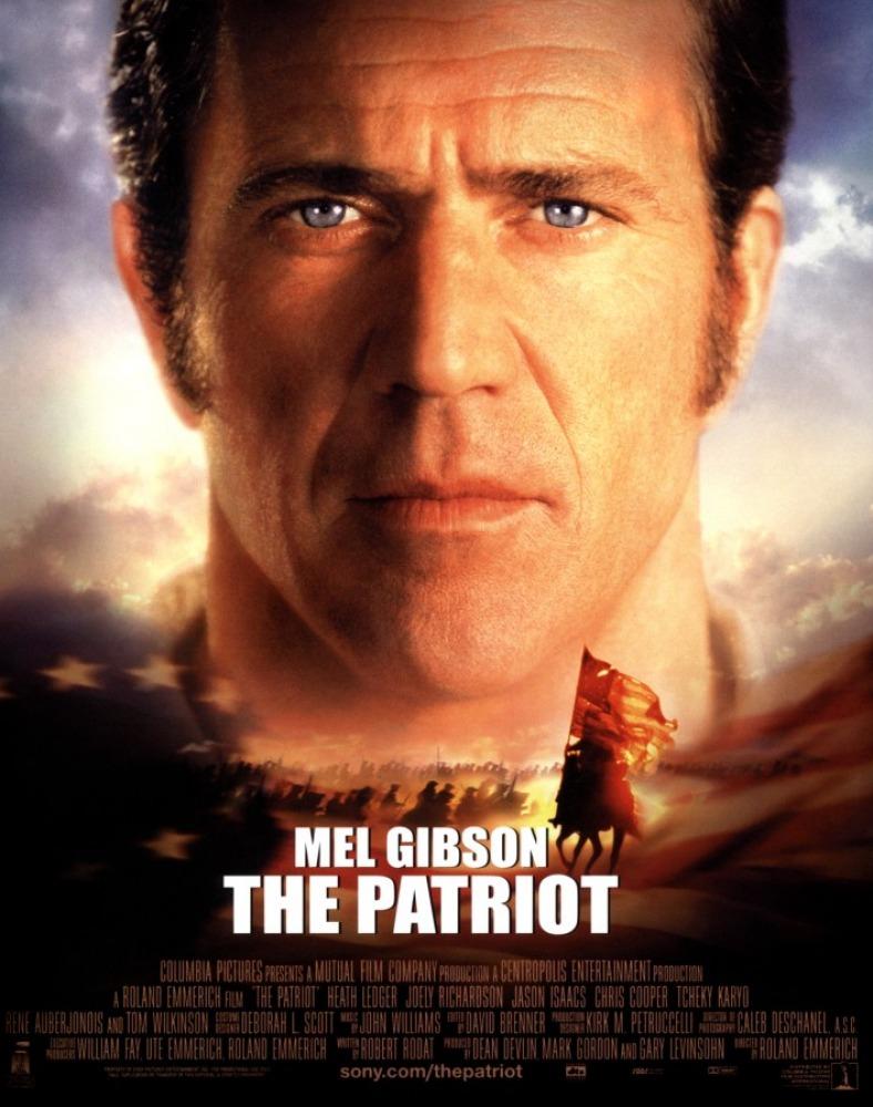 Affiche Le Patriote