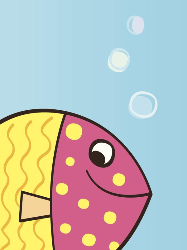 Comptine Le petit poisson