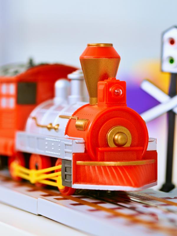 Comptine Le petit train