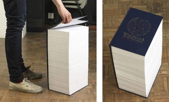 le plus gros livre du monde