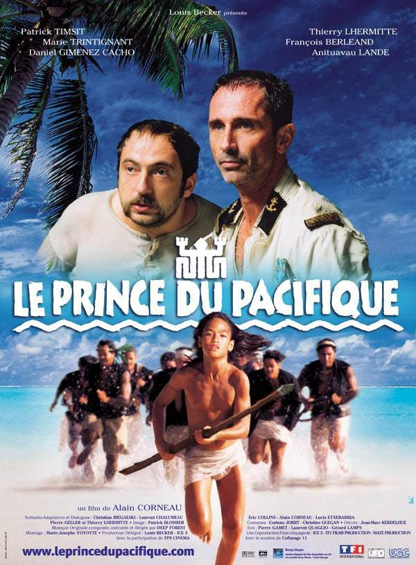Le prince du Pacifique
