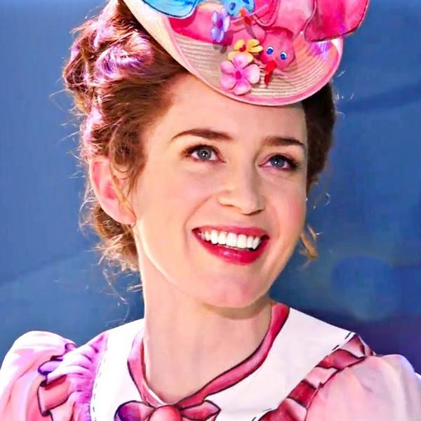 Le Retour de Mary Poppins : une bande annonce musicale et féérique !