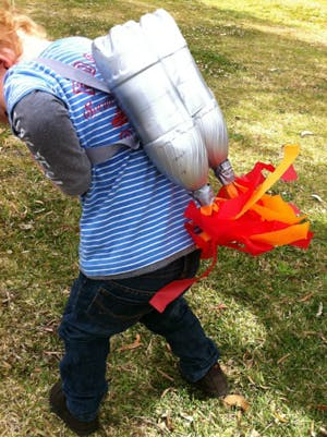 Le Rocket Pack
