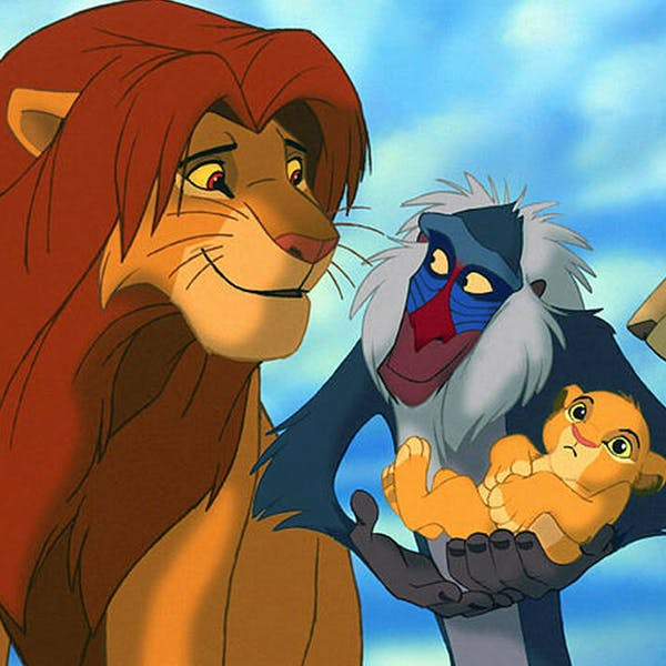 Le Roi Lion diffusé pour la première fois en clair à la télévision en France !
