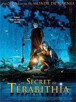 Affiche Le secret de Terabithia