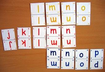 Lecture en jeu : le jeu du onze avec les lettres