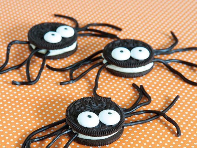 Les araignées Oreos