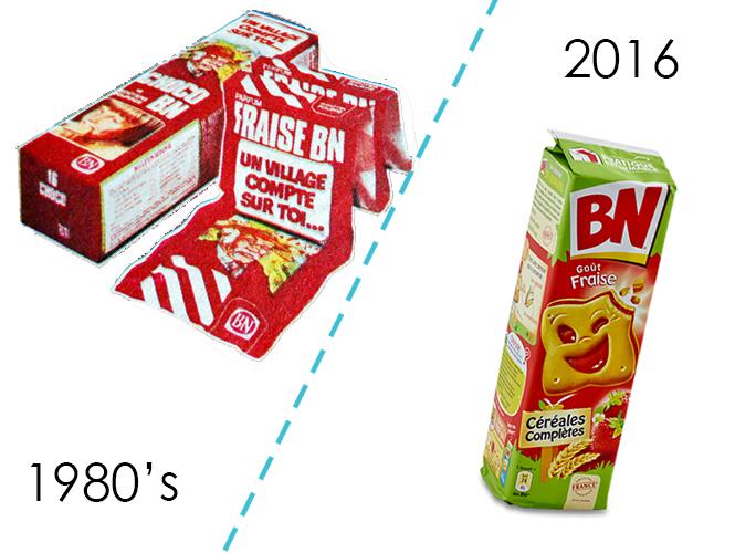 BN années 1980