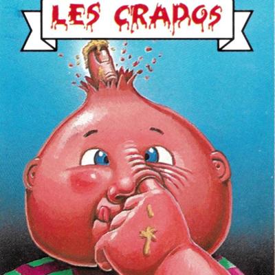 Les Crados jeu vidéo cartes à collectionner