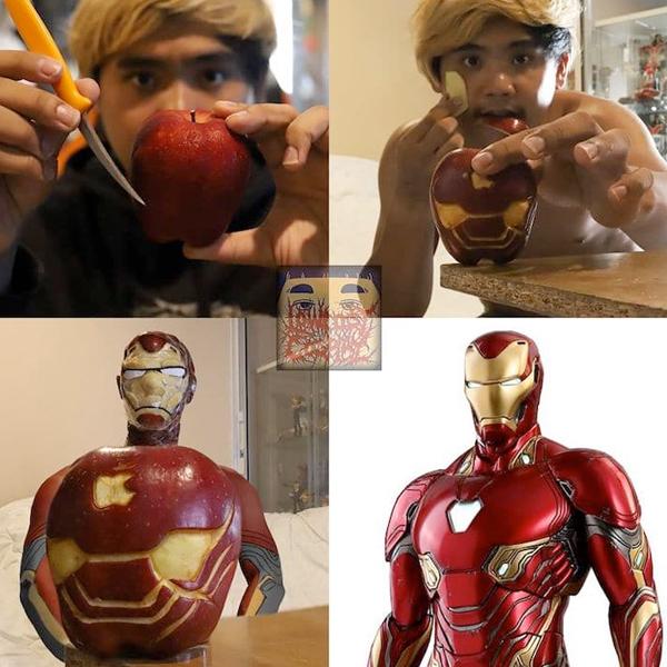 """Les déguisements hilarants de ce fans de cosplay """"low cost"""" !"""