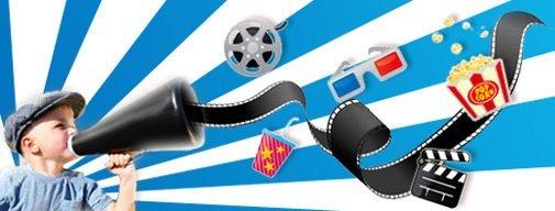 Affiche Les festivals cinéma enfant