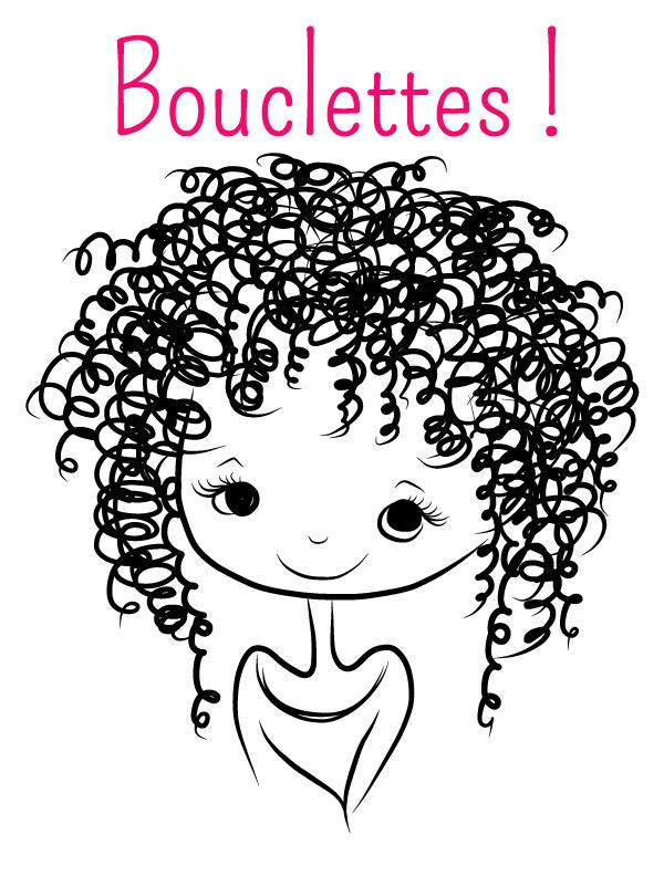 jolie bouclette