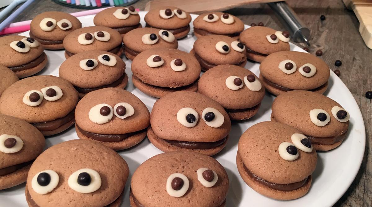 Les Monstrueux Choco D Halloween
