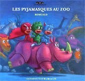 Les pyjamasques au zoo