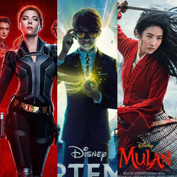 sorties films Disney retardées à cause du coronavirus