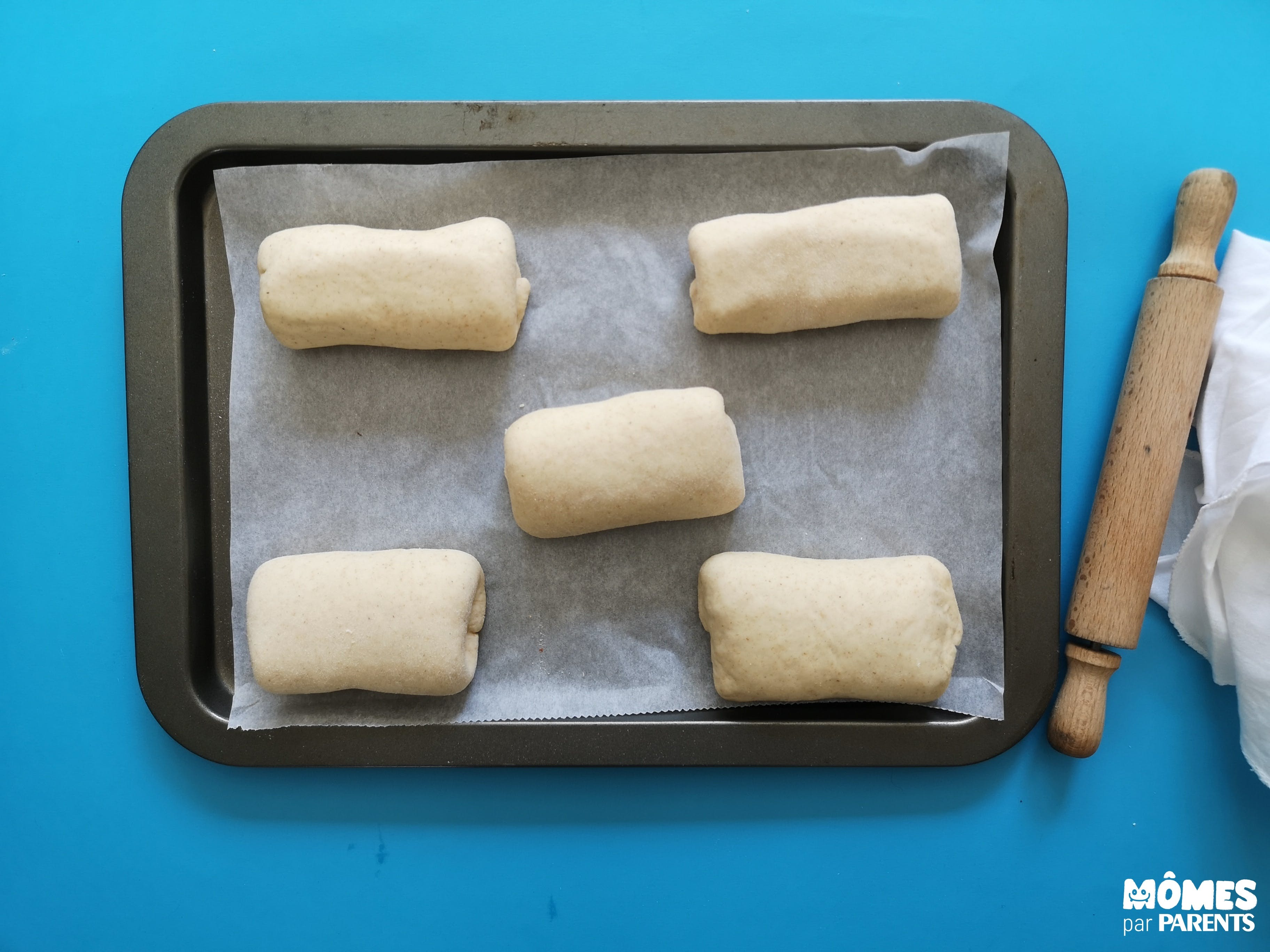 levée Pitch avant cuisson