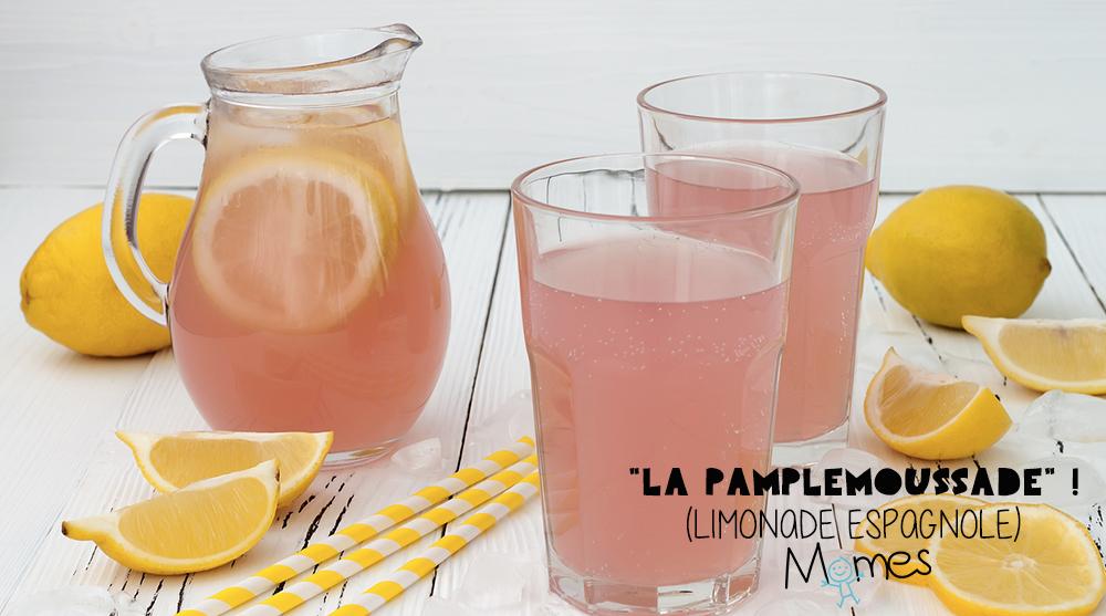 limonade espagnole au pamplemousse. Black Bedroom Furniture Sets. Home Design Ideas