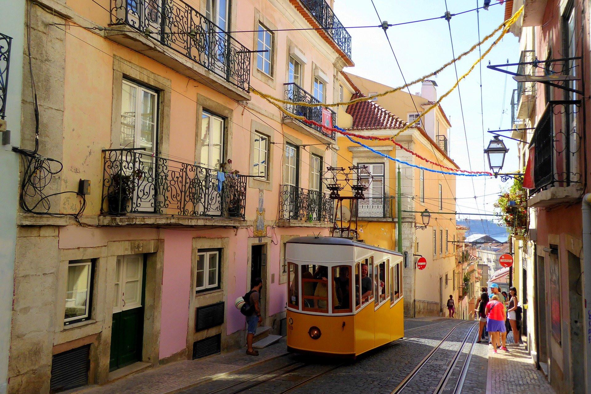 Lisbonne et ses trams