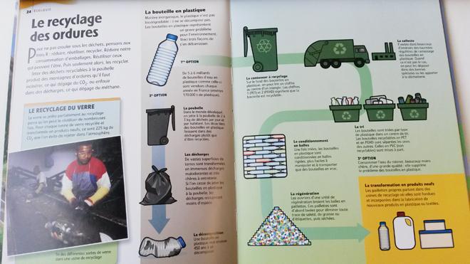 livre écologie