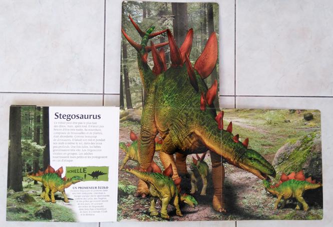 Le Livre Geant Des Dinosaures Momes Net